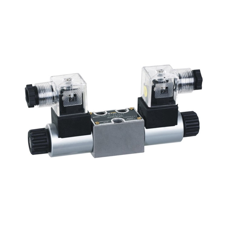 Rexroth WE6.....6X/HG24N9K4   Solenoid directional valve