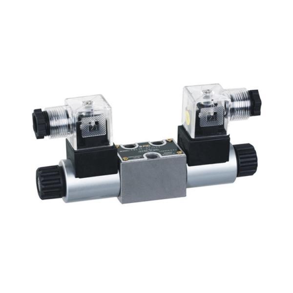 Rexroth 4WE6U6X/EG24N9K4 Solenoid directional valve #1 image