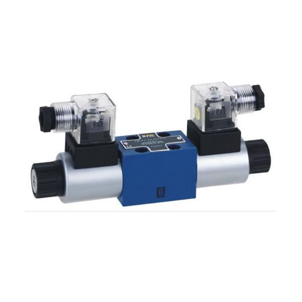 Rexroth 3WE10A5X/EG24N9K4/M Solenoid directional valve #1 image