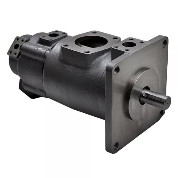 Yuken PV2R12-6-59-F-RAA-40 Double Vane pump #1 image